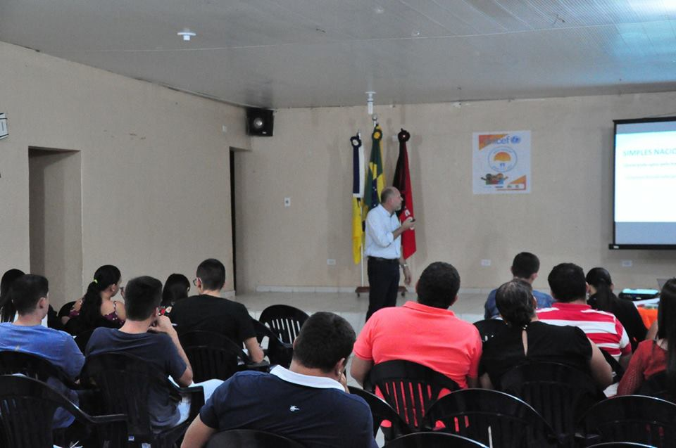 38abc8a19d8b58 Empreendedores participaram de oficinas oferecidas pelo SEBRAE em ...