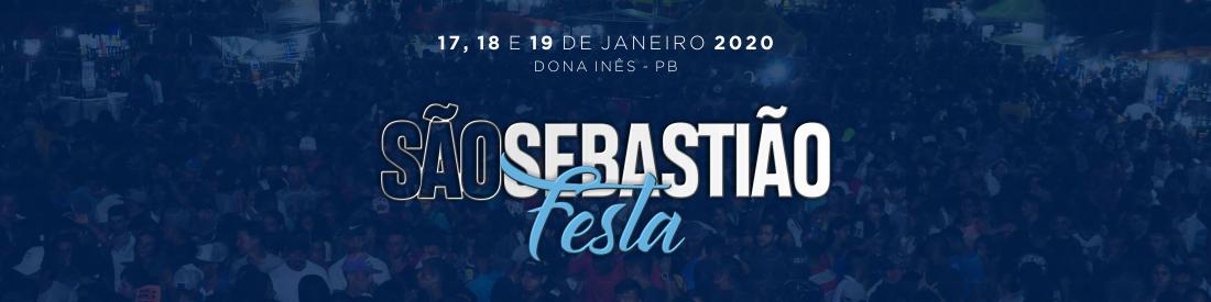 Festa de São Sebastião 2020